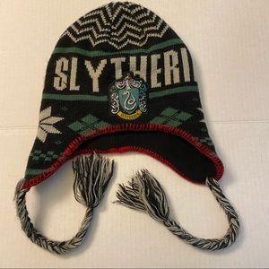 Harry Potter Slytherin Winter Hat